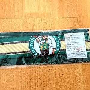 Brand New Boston Celtics Face Mask